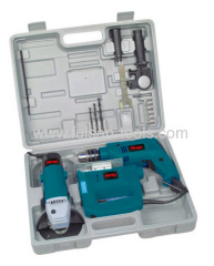 1100W Electric Impact Drills set