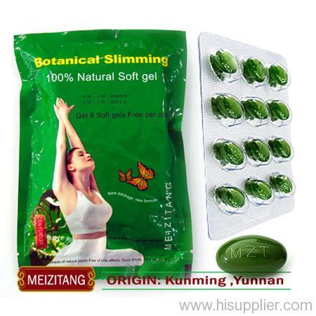Meizitang Botanical slimming capsule
