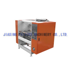 Long meter foil roll production machines