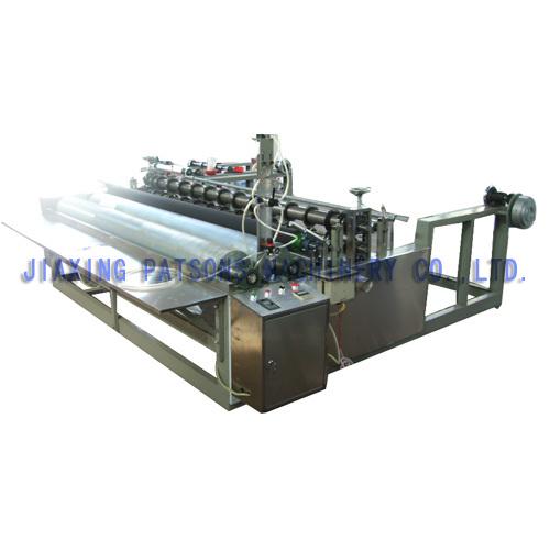 Non woven fabrics slitter rewinder machinery