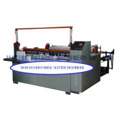Non woven fabrics roll production line