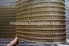 Нержавеющая сталь декоративная ткань