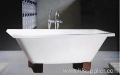 elegant tub