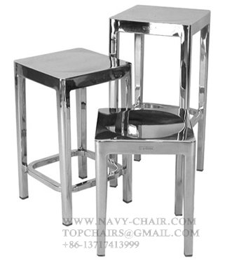 emeco bar stool manufacturer from China China Navy Chairs Factory