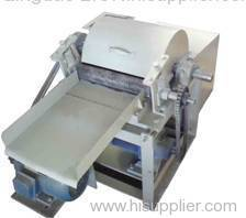 Recycle carding machine