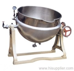 Candy cooking machine