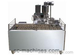 Automatic cake making machine