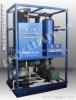 stainless steel tube ice machine