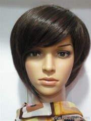 False Hair Synthetic Wigs