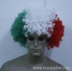 False Hair Fans Wigs