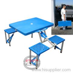 Folding Picninc Table