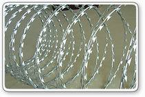 Hot dip Galvanized Razor Wire Mesh