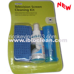 Alcohol & ammonia free LCD cleaning kit 60ml