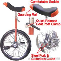 20 Wheel Unicycle