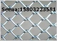 Stainless Link Fence