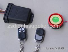 motocycle alarm system