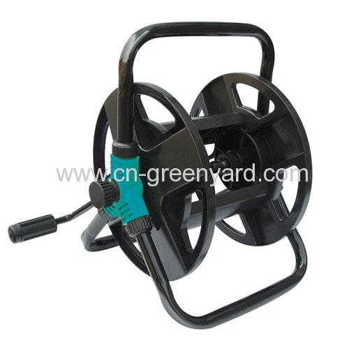 steel hose reel