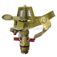Zinc Alloy Impulse Sprinkler