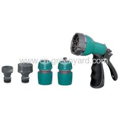 plastic hose nozzle set