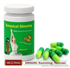 Newest Meizitang botanical slimming capsule