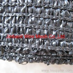 sun shade round wire mesh