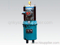 Explosion insulated electro hydraulic thruster
