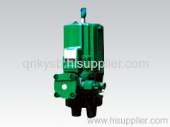Explosion proof electro hydraulic thruster