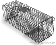 Live Animal Trap Pet Cage