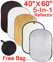 Collapsible 5in1 Photo Reflector