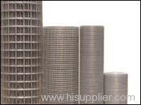 galvanized welded wire mesh coils