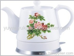 ceramic electrical kettle