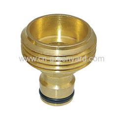 "1""Brass Male Adaptor"