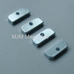 Neodymium Irregular Magnets for mottors