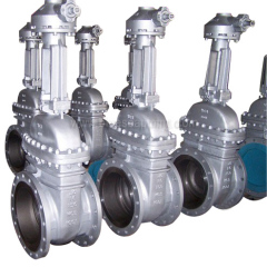 API wedge gate valve