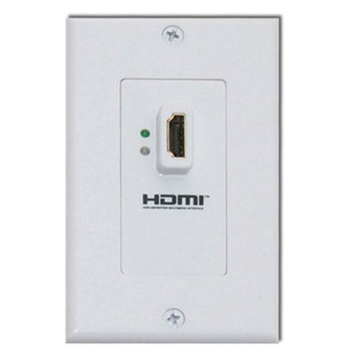 HDMI Wall Plate Repeater