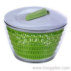 2 Qt Mini Ratchet Salad Spinner