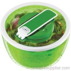 Fast Action Smart Touch Salad Spinner