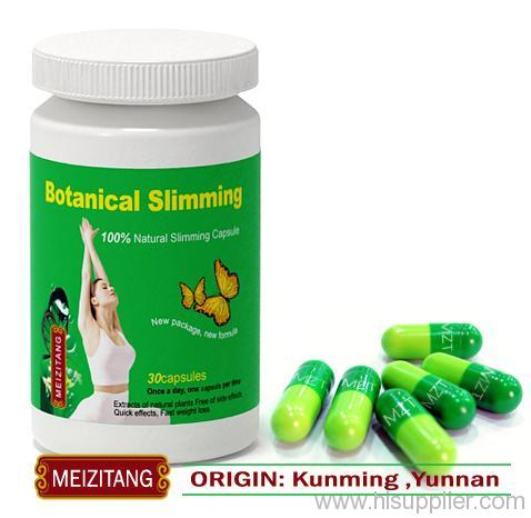 Bottle Meizitang botanical Slimming Capsule
