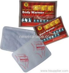 Adhesive Heat Packs