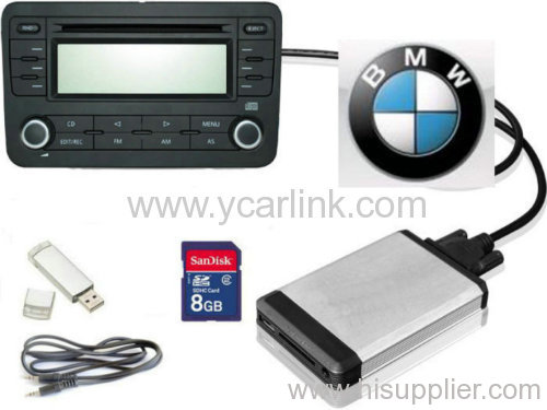 BMW USB cd changer interface adapter