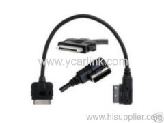 4f0051510L Audi AMI cable for ipod to MMI 2G