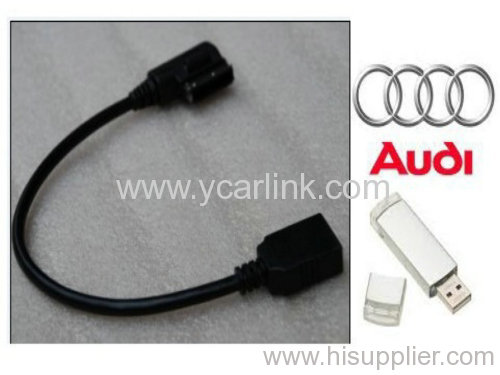 4f0051510G Audi USB cable for to AMI MMI 2G