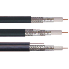 RG59 Coaxial Cable with RoHS Compliant