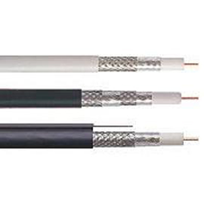 High Quality RG6/Rg6u Coaxial Cable with CE Approved (FS-RG6)
