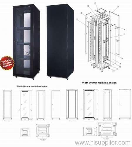 Network Cabinet/ network rack/ server rack/server cabinet