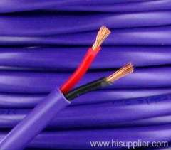 Double PVC Speaker Cable