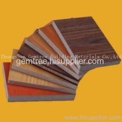 UV & wood coating Furniture Board