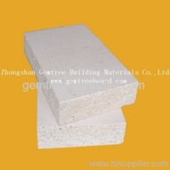 Fire proof fiber cement board