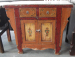 antique livingroom cabinet