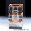 crystal pencil vase